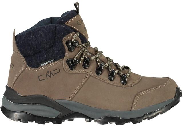 Cmp Campagnolo Wp Damen 2 Turais 0 Trekking Shoes Tortora A54RjL3